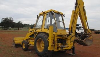 CAT - 428 Series II