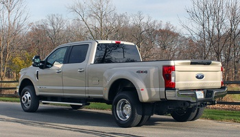 Ford - F-350 4x4