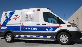 Ford - Transit Ambulance