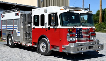 E-One - Spartan Fire Truck 1500 Pumper