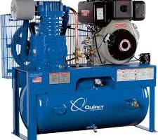 Quincy Compressor - QT 7.5