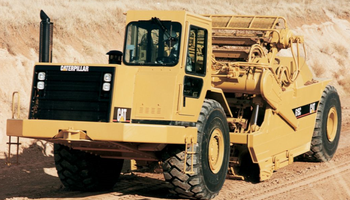 CAT - 615C SERIES II