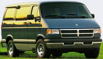 Dodge - Ram 3500 Passenger Van