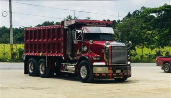Freightliner - FLD 112SD