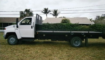 Chevrolet (Chevy) - 4500 Flatbed