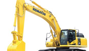 Komatsu - PC390LC-11