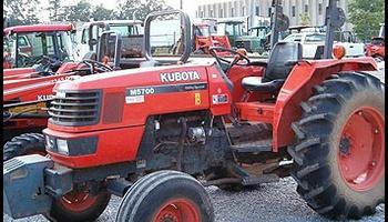 Kubota - M5700