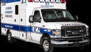 Ford - E-350 Ambulance