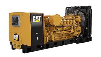 CAT - CAT 3512 (50Hz) Diesel Generator Set
