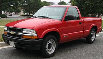 Chevrolet (Chevy) - S10