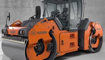 Hamm - HD+ 120i VV
