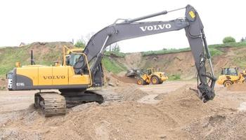 Volvo - EC210C