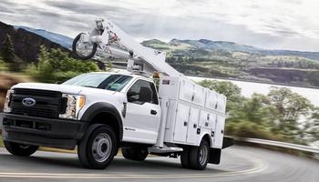 Ford - F-550 Bucket Truck