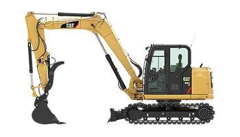 CAT - 308E2 CR Hydraulic Excavator