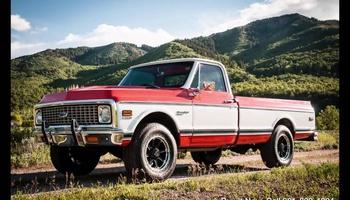 Chevrolet (Chevy) - C20 4x4