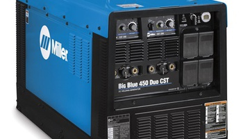 Miller - Big Blue 450 Duo CST (Mitsubishi)