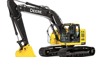 John Deere - 245G LC