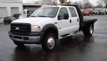 Ford - F450 Flatbed