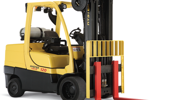 Hyster - S120FTS