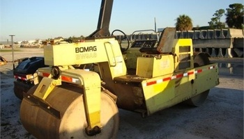 BOMAG - BW9AS