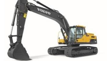 Volvo - EC250D