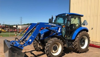New Holland - T 4.65