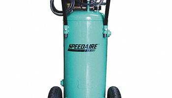Speedaire - 2MLW4 Portable Electric Barrel Air Compressor