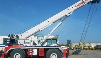 Link-belt - RTC-8090 Series II