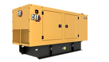 CAT - DE220 GC (50hz)