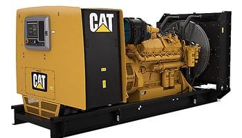 CAT - 3412C 50 HZ
