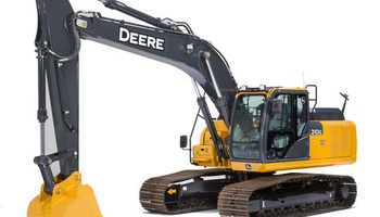 John Deere - 210G LC