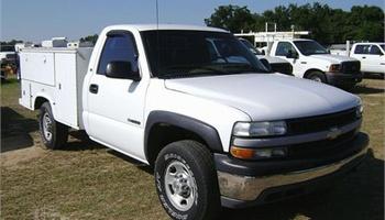 Chevrolet (Chevy) - Silverado 2500 Utility Body
