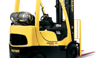 Hyster - S55FTS