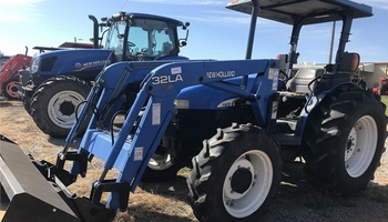 New Holland - TL70