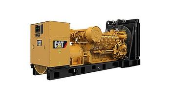 CAT - 3512 50HZ
