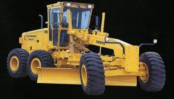 Champion Motor Graders - 780A