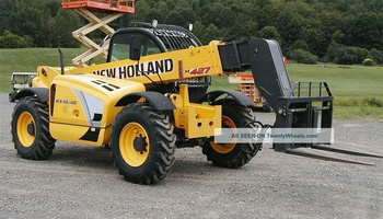 New Holland - M427