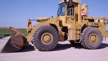 CAT - 966E