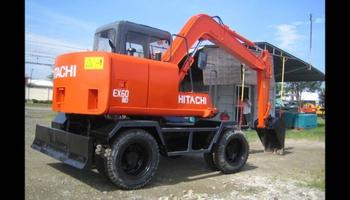 Hitachi - EX60WD-2