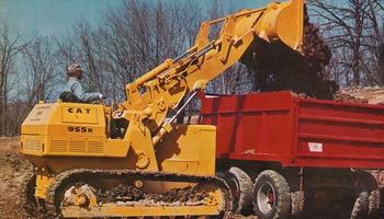 CAT - 955K