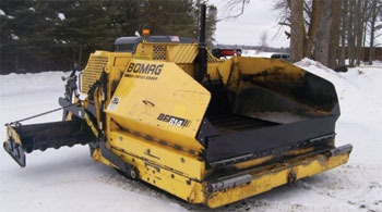 BOMAG - BF814