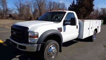 Ford - F450 Utility/Service