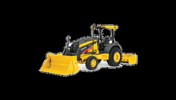 John Deere - 210 EP Tractor Loader