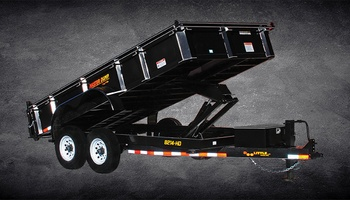 Doolittle - Master Dump Trailer 8200 Series
