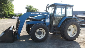 New Holland - TS110