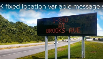 ADDCO - BRICK (Fixed location variable message sign)