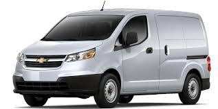 Chevrolet (Chevy) - City Express Cargo Van