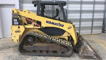 Komatsu - CK30-1