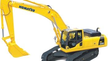 Komatsu - PC300LC-7