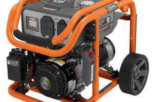Ridgid - RIDGID 3600 Watt Subaru Powered Portable Generator
